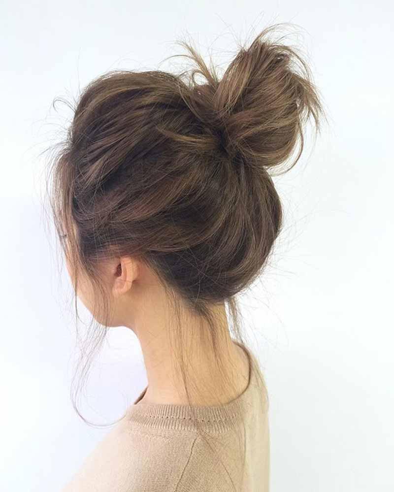 tóc dày nên để kiểu nào