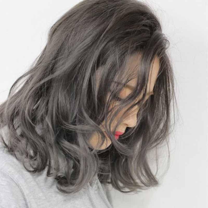 kiểu tóc cho cô nàng tóc dày