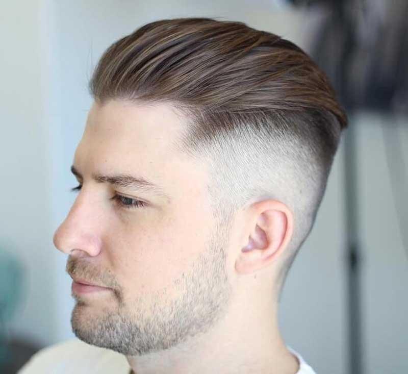 nhuộm tóc nam