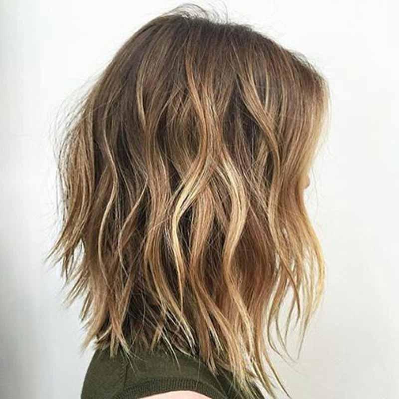 tóc tỉa layer dài cho nữ