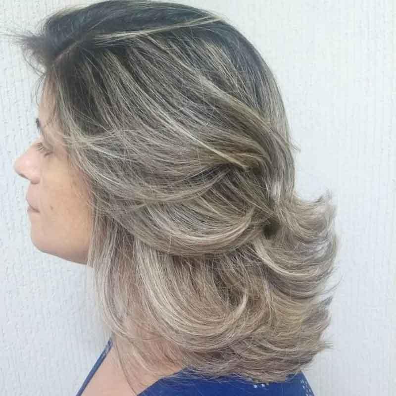 tóc tỉa layer dài nữ