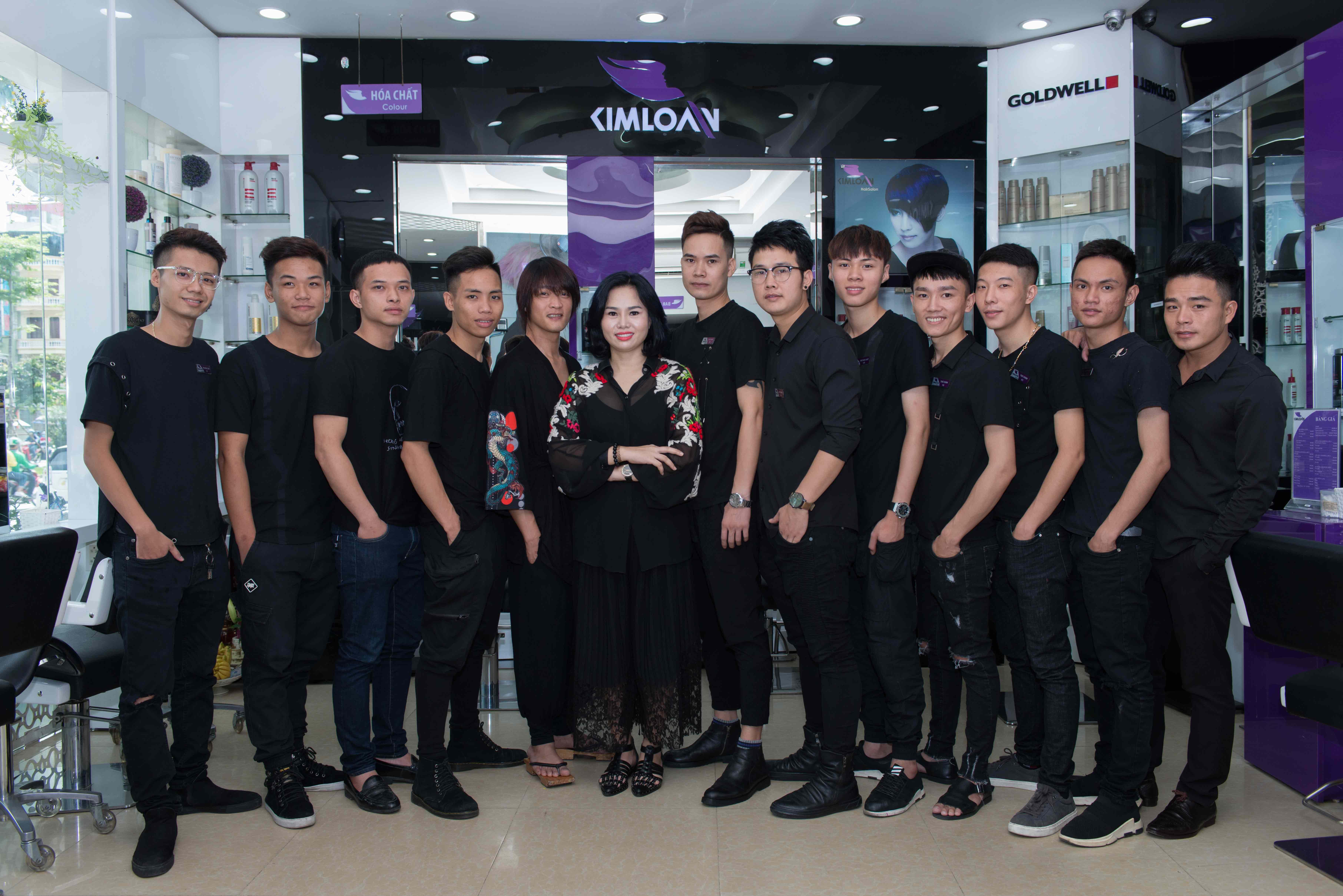 Về Kim Loan Hair Salon 1