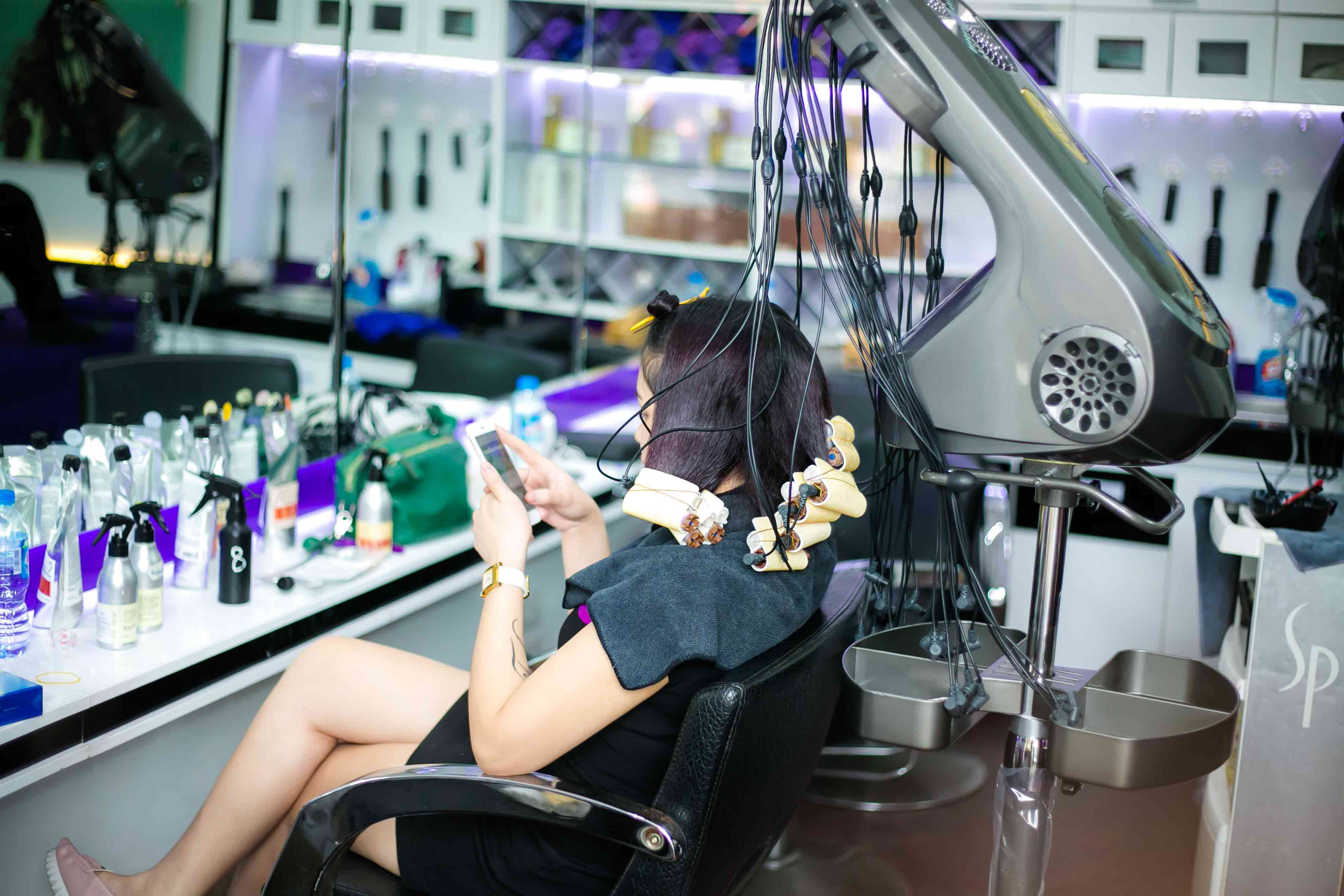 Về Kim Loan Hair Salon 4