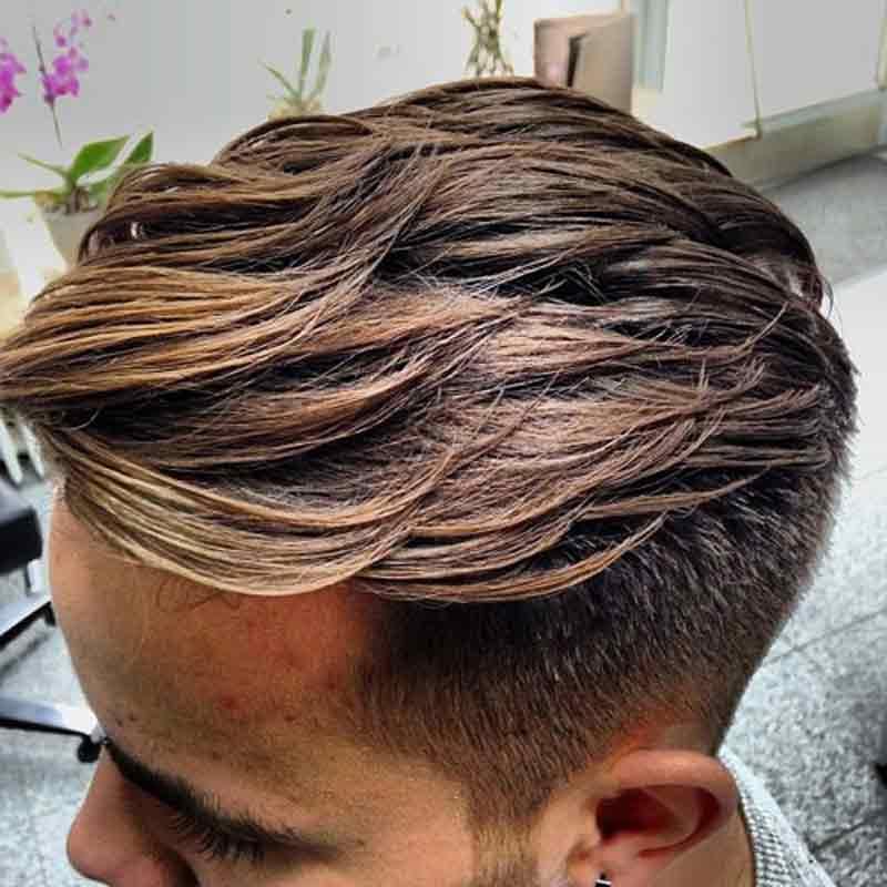 các kiểu tóc undercut