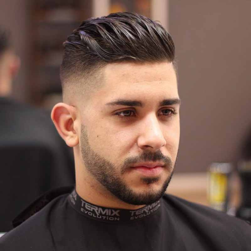 những kiểu tóc undercut