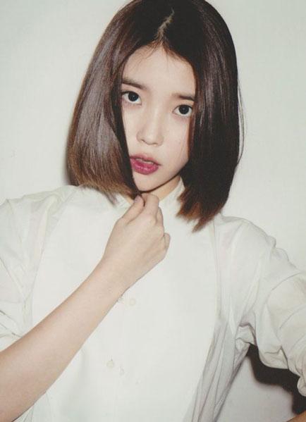 Tóc duỗi cúp - kiểu tóc xinh đẹp, gợi cảm cho phái đẹp 2019