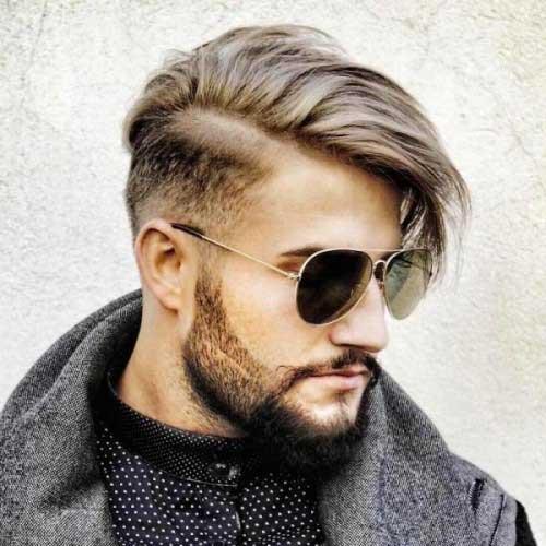 Top 7 kiểu tóc Side Part cực chất và sành điệu cho nam giới
