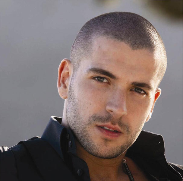 Tóc đầu đinh đẹp - phong cách nam tính và mạnh mẽ lên ngôi