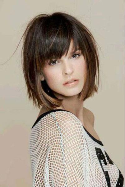 Top 10 kiểu tóc cho trán cao, che khuyết điểm là chuyện nhỏ