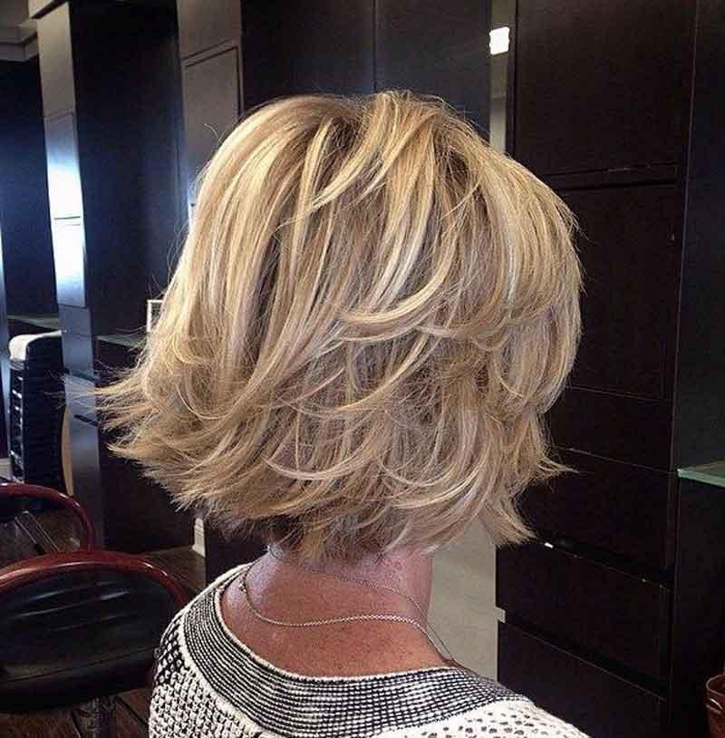 tóc ngắn đẹp cho tuổi 40