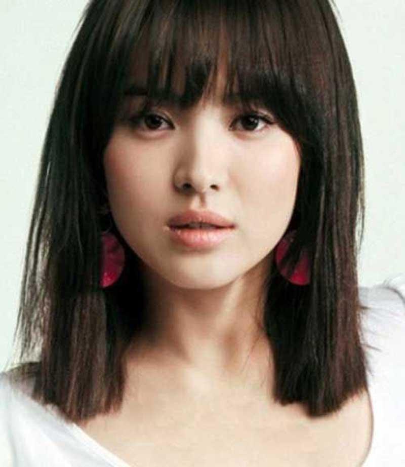 tóc Hàn Quốc