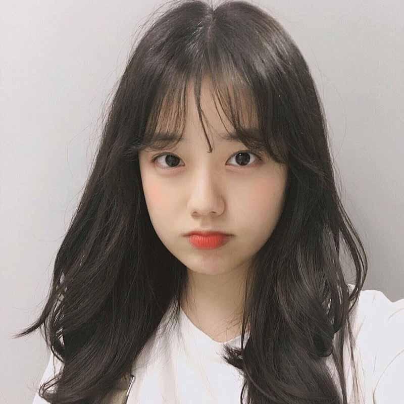 kiểu tóc đẹp Hàn Quốc