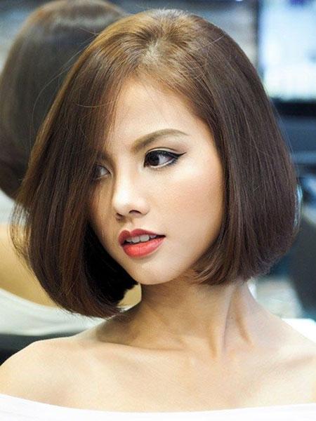 Tóc ép cụp - kiểu tóc hiện đại, xinh đẹp chưa từng hết hot