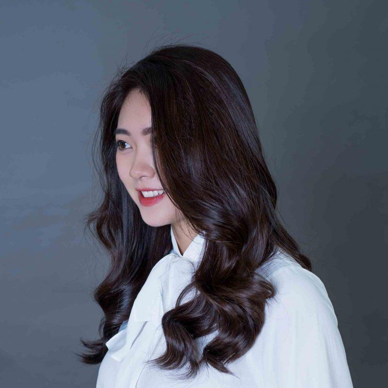 dịch vụ ép tóc