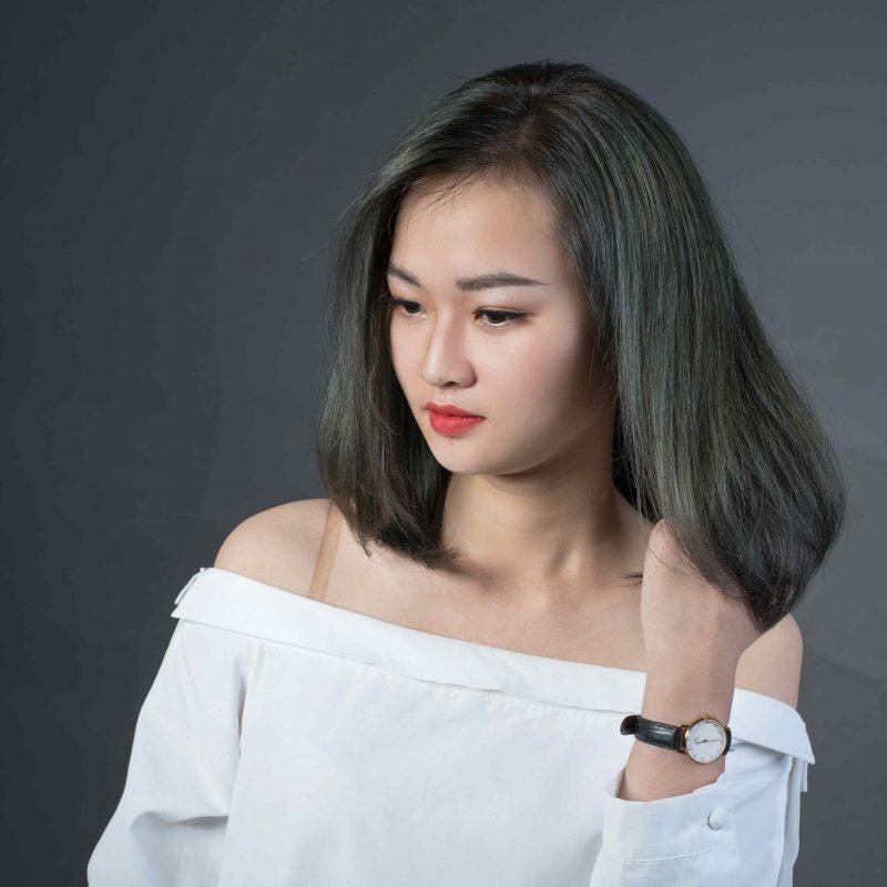dịch vụ nhuộm tóc