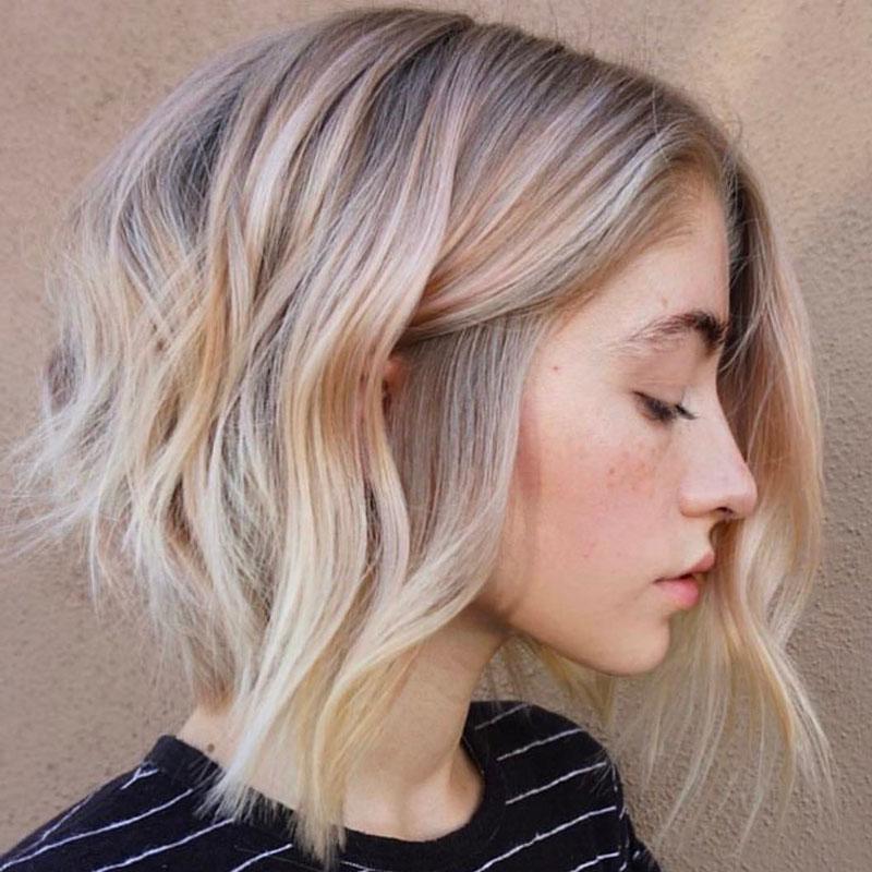 các kiểu tóc uốn