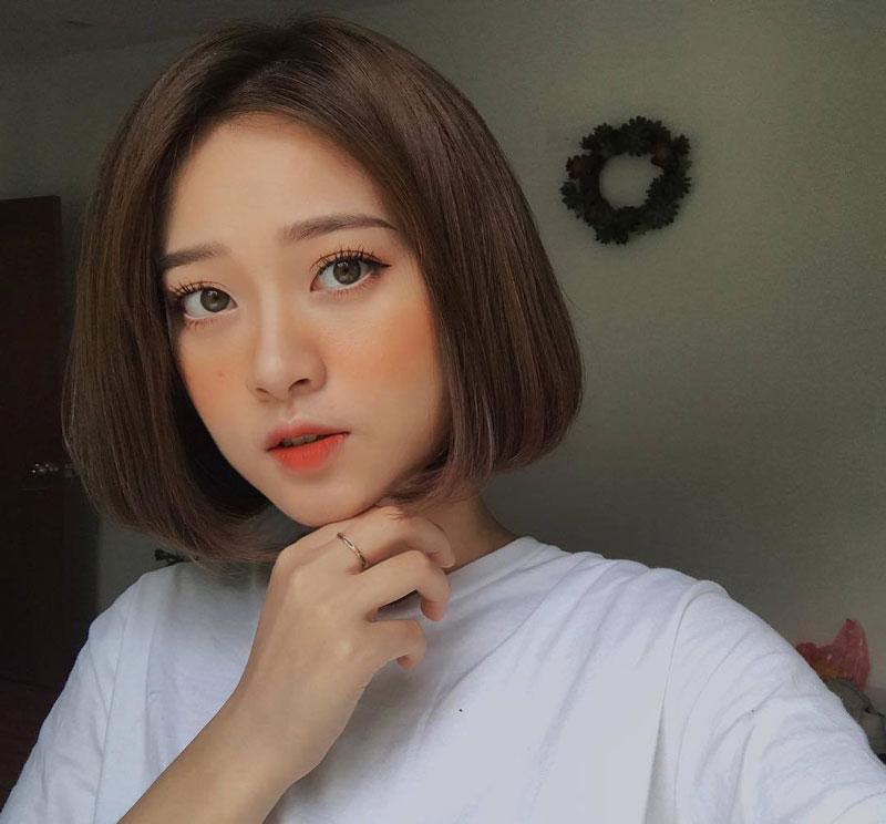 những kiểu tóc ngắn đẹp