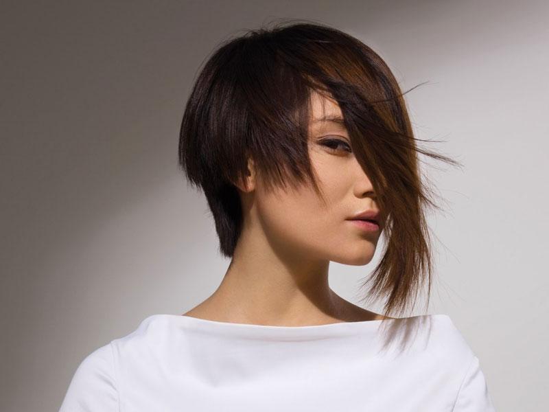 các kiểu tóc ngắn
