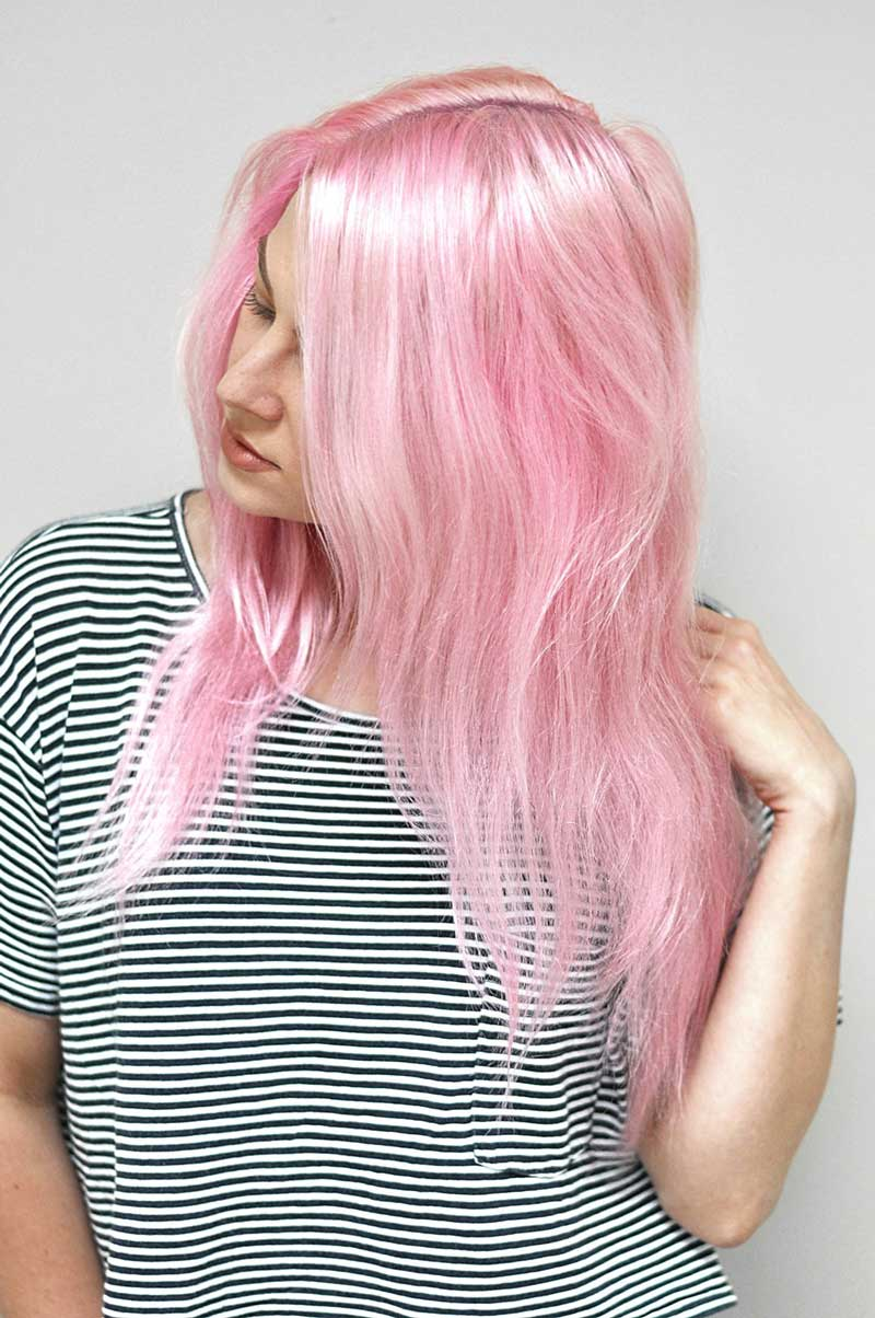 màu tóc đẹp 2019