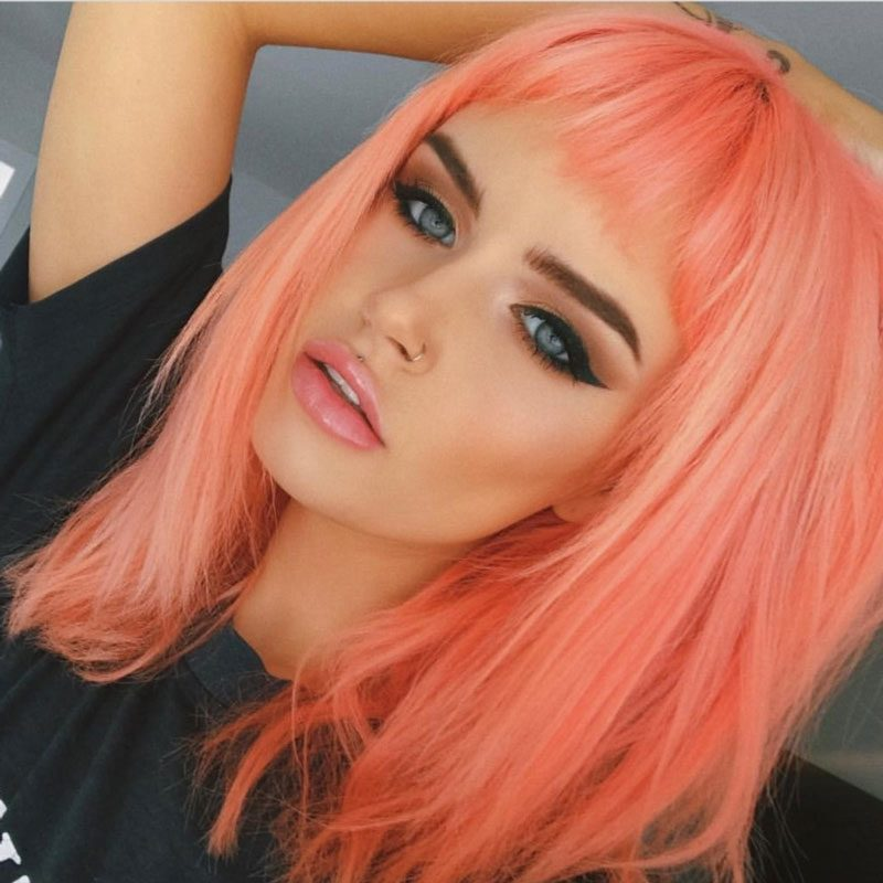 màu tóc nữ 2019