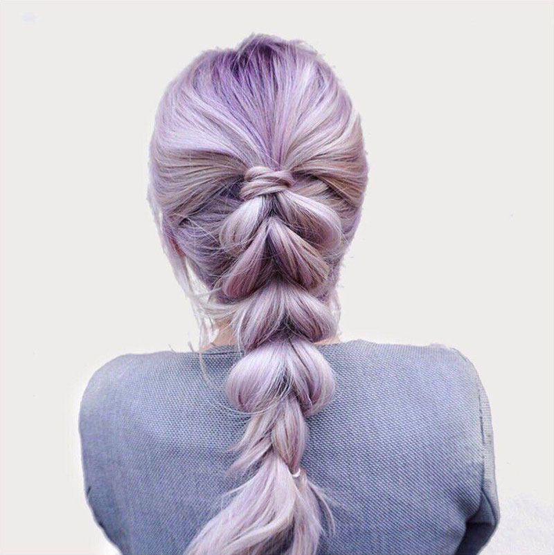 màu tóc tôn da