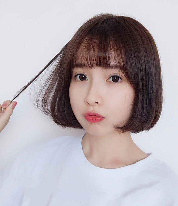 Top 7 kiểu tóc ngắn mái thưa, thêm năng động - thêm xinh