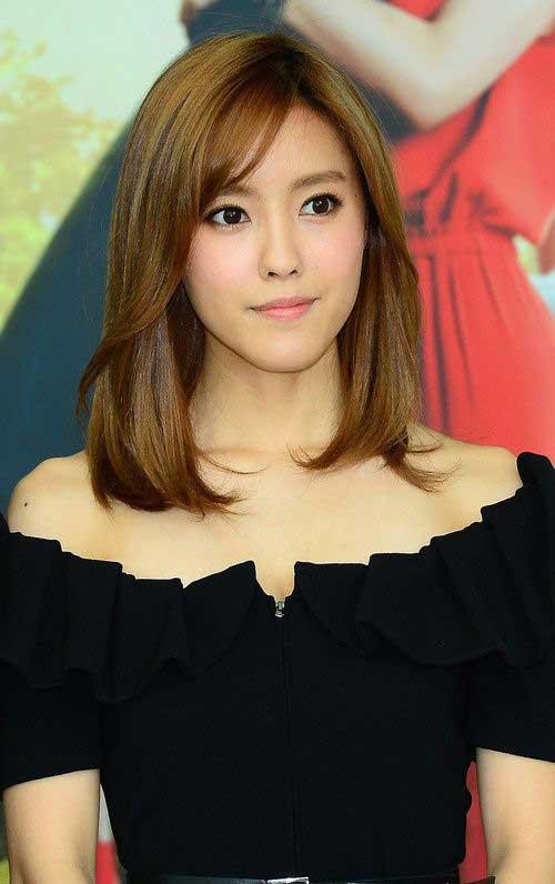 11 kiểu tóc ngang vai đón đầu xu hướng, ngắn hơn để trẻ hơn