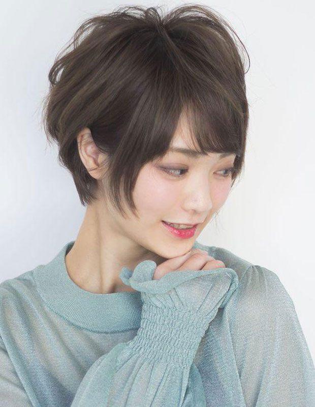 Top 9 kiểu tóc ngắn cho mặt dài nàng thêm xinh đẹp, tự tin