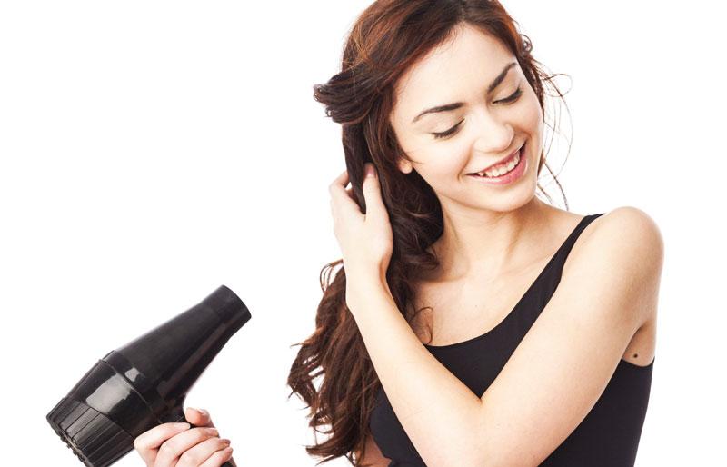chăm sóc tóc xoăn sóng nước