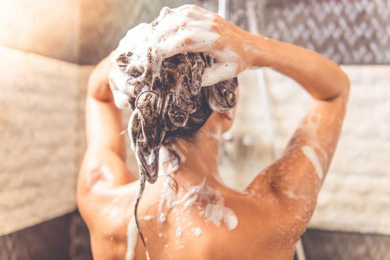 cách chăm sóc tóc nhuộm không bị khô