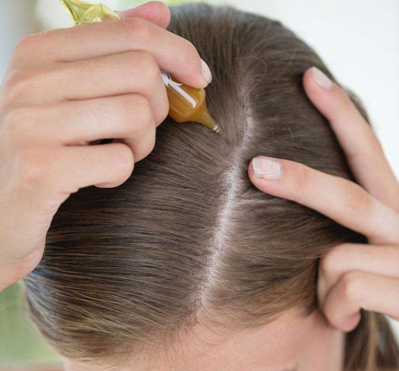 cách chăm sóc tóc nhuộm tại nhà