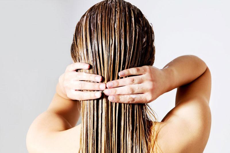 cách chăm sóc tóc ép cụp đuôi