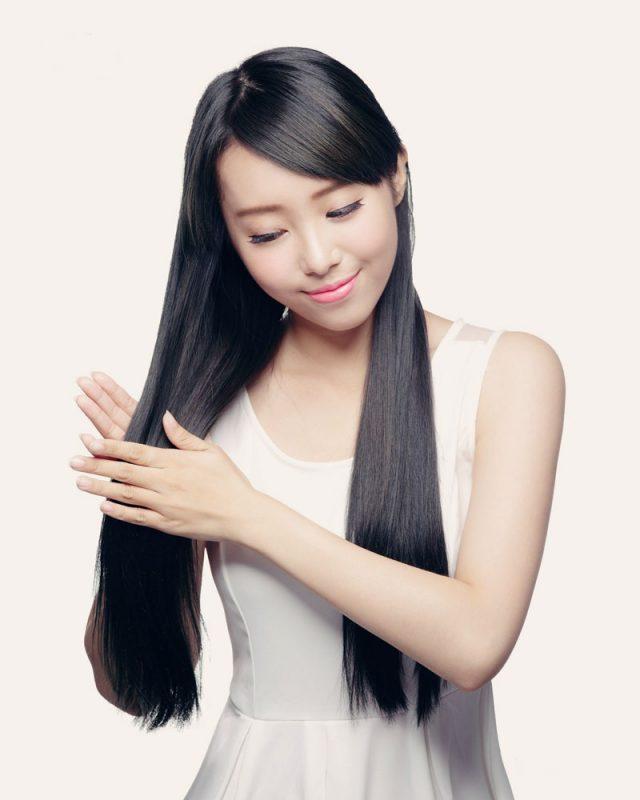 cách làm mềm tóc