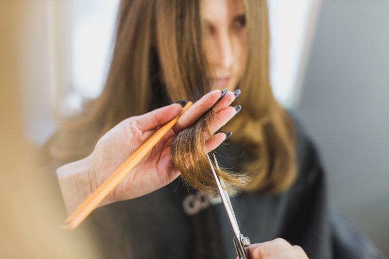 cách chăm sóc tóc nhuộm và uốn