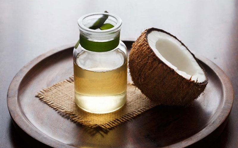 cách dưỡng tóc với dầu dừa